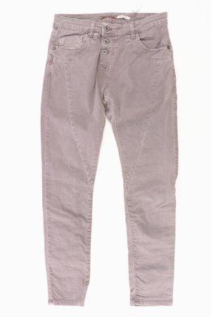 Please Five-Pocket-Hose Größe XS grau aus Baumwolle