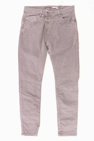 Please Pantalon cinq poches multicolore coton