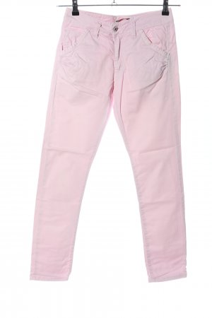 Please High-Waist Hose pink Casual-Look