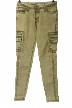 Please Cargohose khaki Casual-Look