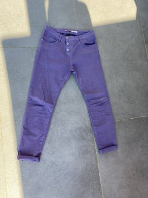 Please Chinos blue violet