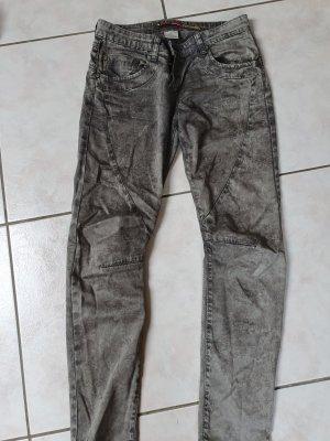 Please Pantalone jersey grigio