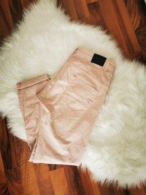 Please Jeans boyfriend rosa antico