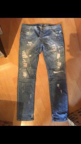 Please Boyfriend Jeans light blue