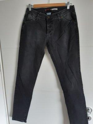 please jeans anthrazit