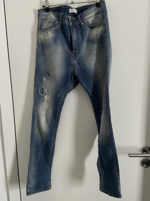 Please Boyfriend jeans veelkleurig
