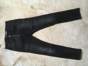 Please Boyfriend jeans zwart-antraciet