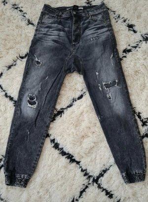 Please Pantalone bloomers grigio scuro