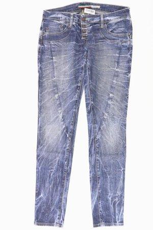Please Jeans Größe Medium blau aus Baumwolle