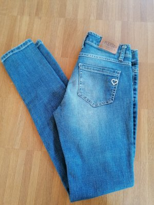Please Jeans Hose mit ❤️ P07 small