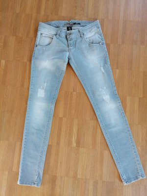 Please Jeans Hose mit ❤️ P83 small