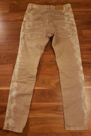 Please Jeans boyfriend crema-beige
