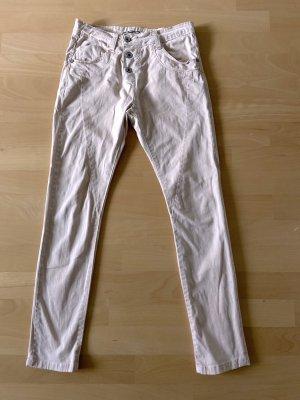 Please Jeans boyfriend multicolore