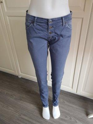 Please Jeans P90 Blau Größe Large