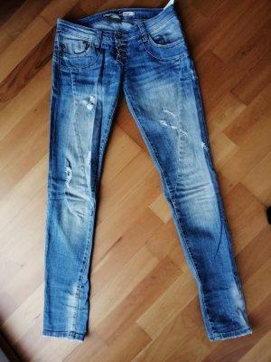 Please Jeans, Skinny Bluejeans, Gr. 36