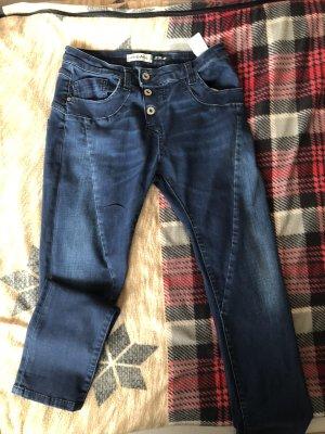 Please Boyfriend Jeans blue