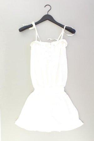 Please Kleid weiß Größe S