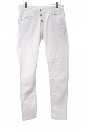 Please Now High-Waist Hose altrosa Casual-Look