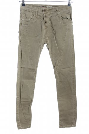 Please Now High-Waist Hose khaki Casual-Look