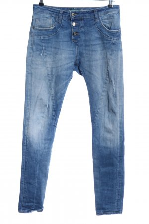 Please Now Low Rise Jeans blue casual look