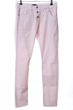 Please Now Slim Jeans pink Casual-Look