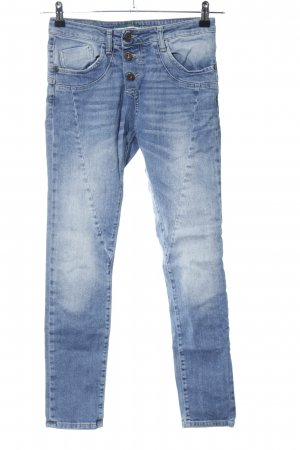 Please Now Slim Jeans blue casual look