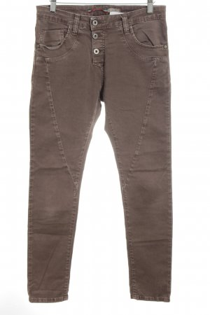 Please Now Straight-Leg Jeans braun Casual-Look