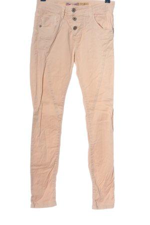 Please Now Jeans stretch crème style décontracté