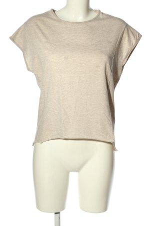 Please Camicia oversize bianco sporco stile casual