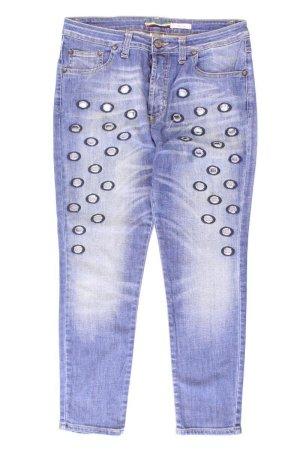 Please Regular Jeans Größe 36 blau aus Baumwolle