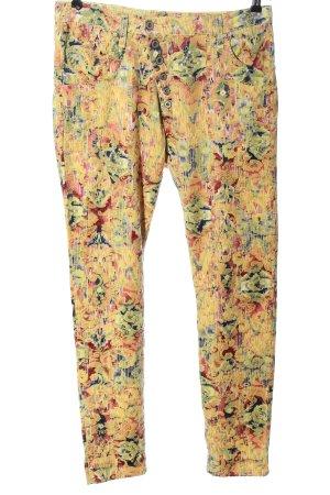 Please Jeans slim fit stampa integrale stile casual