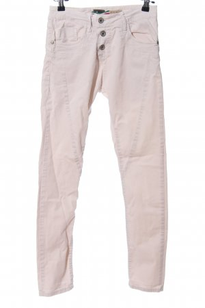 Please Tube Jeans natural white casual look