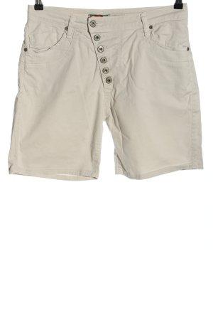 Please Shorts hellgrau Casual-Look