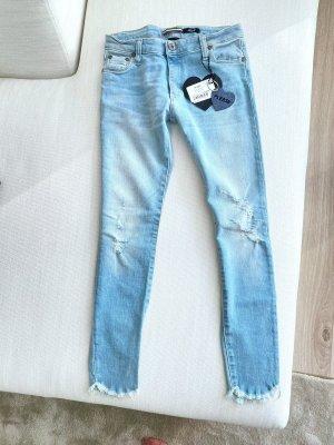 PLEASE Skinny Jeans Denim Blogger
