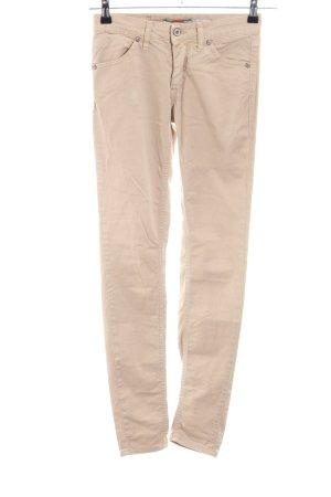 Please Slim Jeans nude Casual-Look