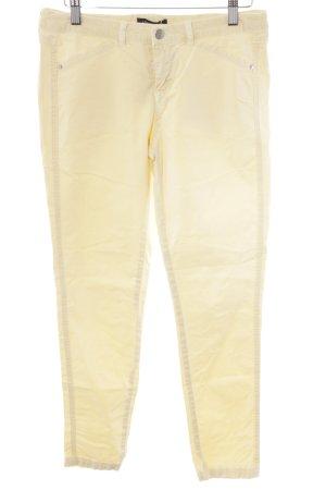 Please Slim Jeans wollweiß Casual-Look