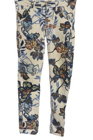 Please Spodnie materiałowe Na całej powierzchni W stylu casual