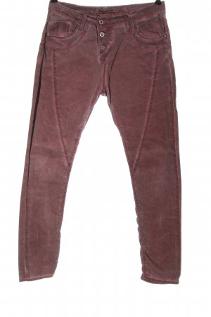 Please Straight-Leg Jeans pink Casual-Look