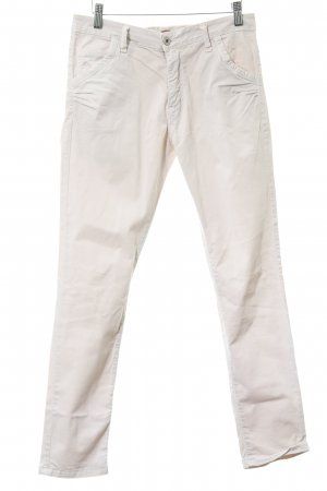 Please Straight-Leg Jeans altrosa Casual-Look