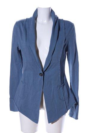 Please Sweatblazer blau Casual-Look