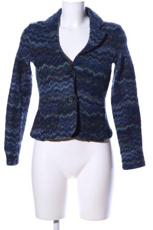 Please Blazer in lana multicolore Tessuto misto