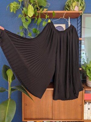 Zara Pantalone palazzo nero