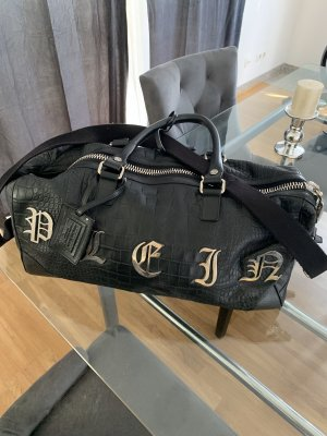 Philipp Plein Weekender Bag black