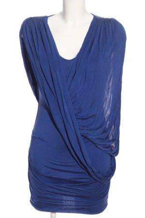 Plein sud Minikleid blau extravaganter Stil