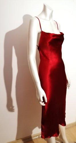 Plein Sud Sun, rückenfreies Kleid im Lingerie Look, Wasserfall, passend für 34/36/38
