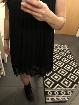 Babydoll Dress black