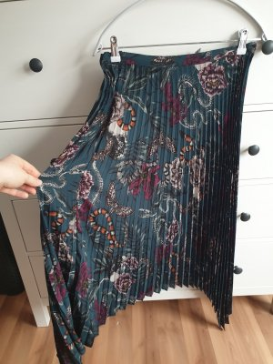 HM Pleated Skirt multicolored