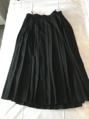 Gardeur Pleated Skirt black