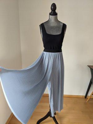 Zara Culotte bleu azur