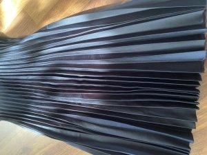 H&M Divided Bustier Dress black